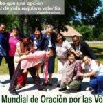 Dia Mundial de oración por las vocaciones. 25 Abril