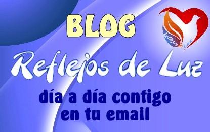 Blog Reflejos de Luz, día a día contigo