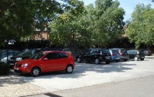 Parking Casa de Espiritualidad
