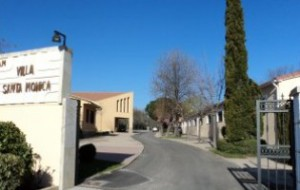 Entrada Villa Santa Mónica