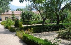 Jardines Casa de Espiritualidad